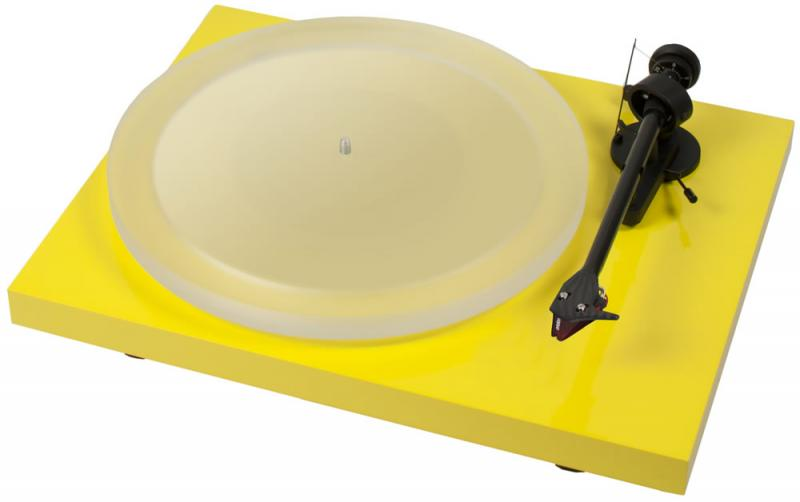 PRO JECT DEBUT CARBON DC YELLOW